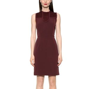 Alexia Admor burgundy dress | Size S